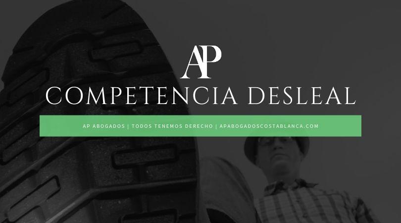 Competencia-desleal-abogado-Alicante-Benidorm