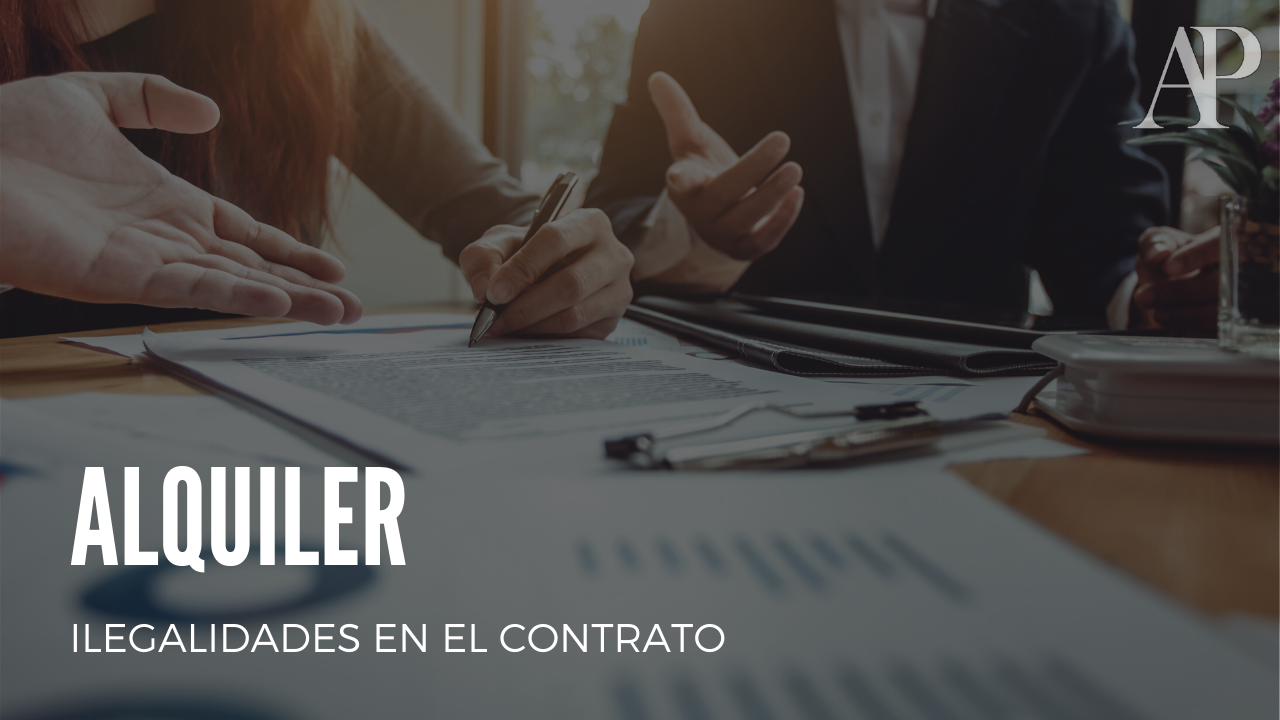 contratos de alquiler